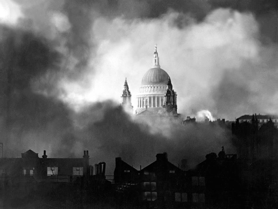 London (September 1940-May 1941) – 20,000 people killed