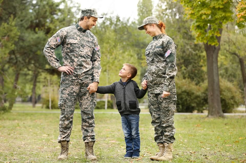 What Career Would Help Families of Soldiers Serving Overseas?