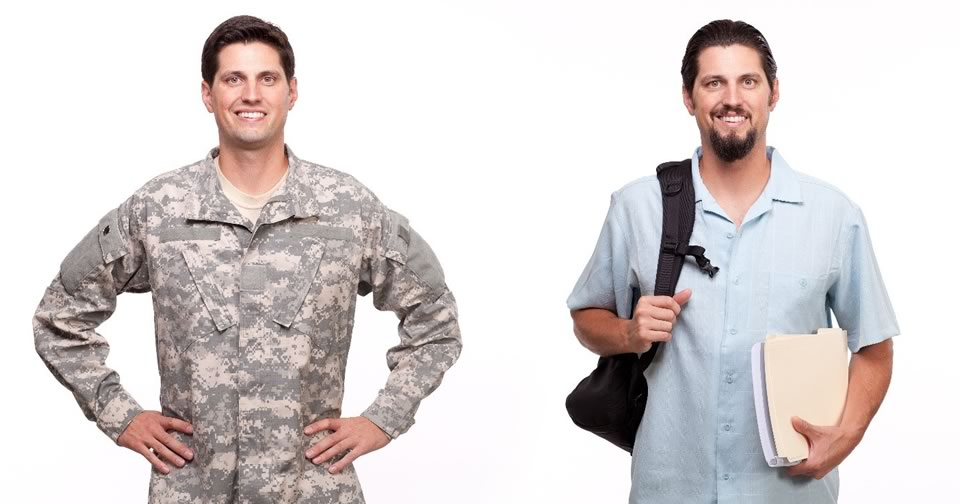 Is Education A Good Degree For Former Military?