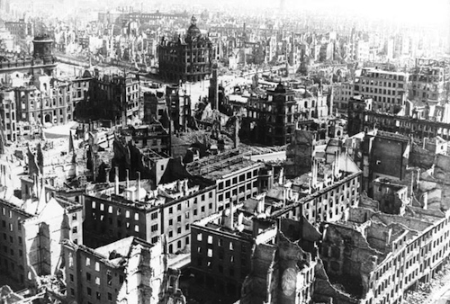 dresden most devastating ww2 bombings
