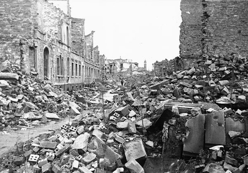 pforzheim most devastating ww2 bombings