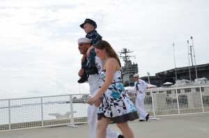 sailor and spouse