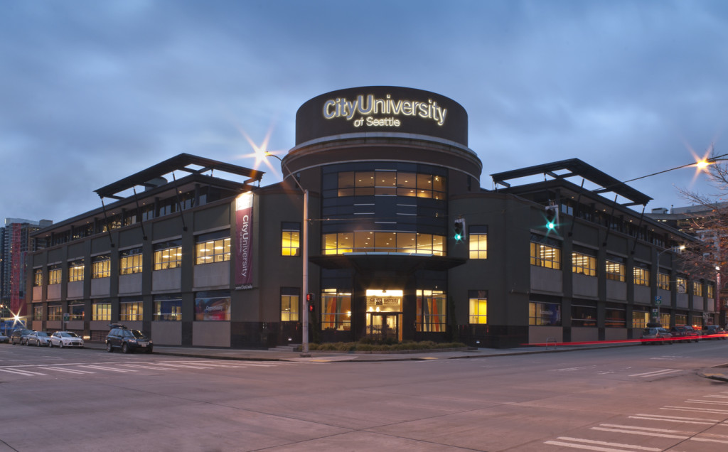 City University of Seattle Online Military Degree Programs