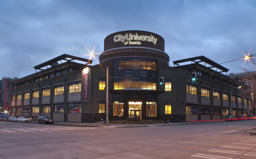 City University of Seattle Online Military Degree Programs