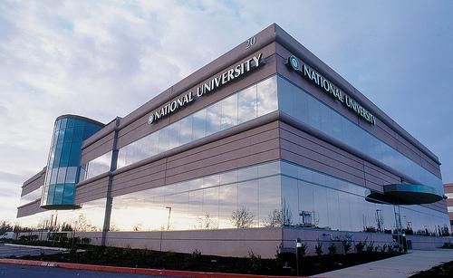 National University Online Military Degree Programs