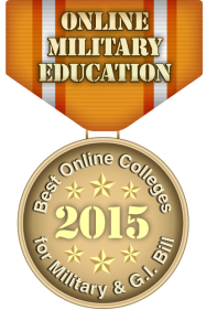 Online Military Education - Best Online Colleges for Military and G.I. Bill 2015